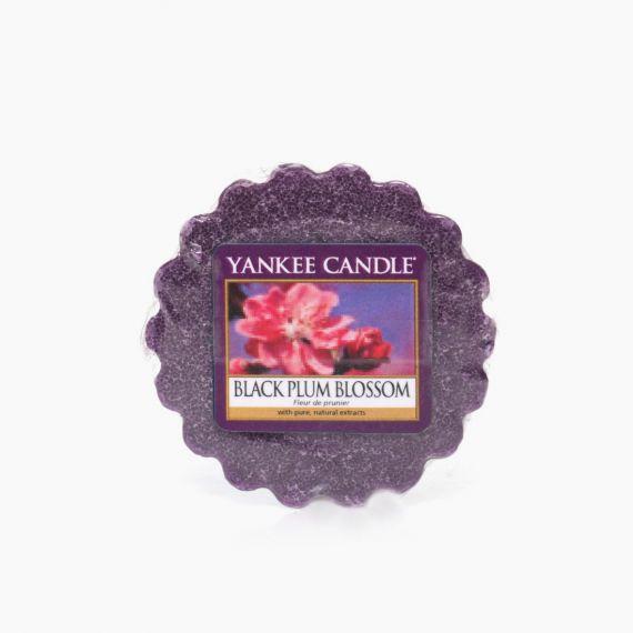 Black Plum Blossom Tartelette