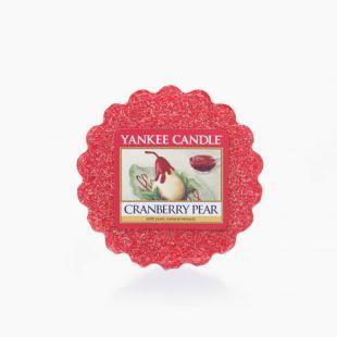 Cranberry Pear Tartelette