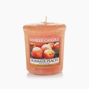 Summer Peach Votive