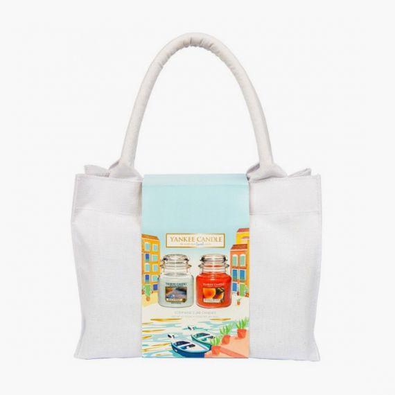 Coffret Cadeau Moyennes Jarres Riviera Escape Bag