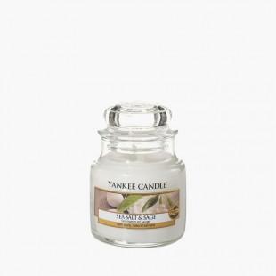 Sea Salt & Sage Bougies Jarres