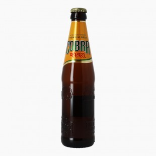 Cobra Indian Beer