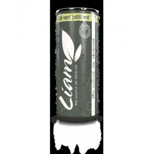 Boisson au thé vert sans sucre ajouté LIAM Ma Source De Sérénité