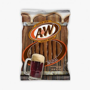 A&W Roor Beer Twists