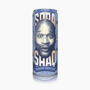 Shaq Cream Soda