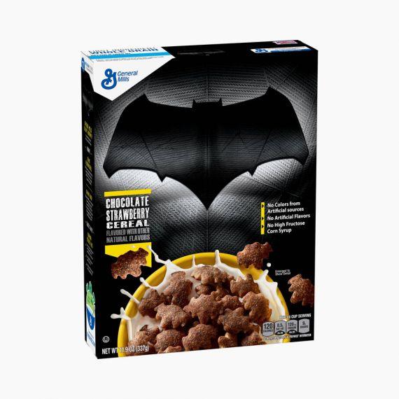 Cereales batman
