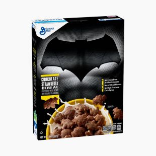 Cereales Batman Chocolate Strawberry