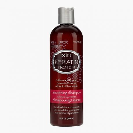 HASK Keratin Protein Shampoing Adoucissant