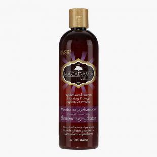 HASK Macadamia Oil Shampoing Hydratant
