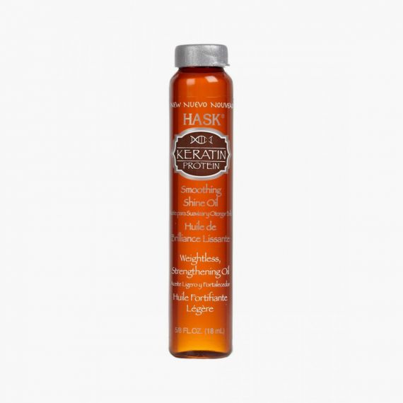 Hask Keratin Protein Smoothing SHINE® Oil