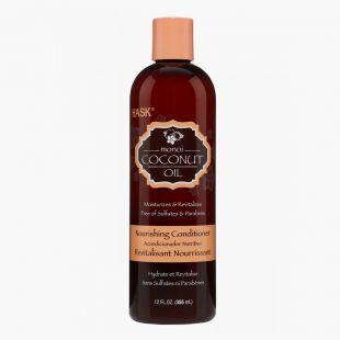 HASK Monoi Coconut Oil Après-Shampoing Nourrissant