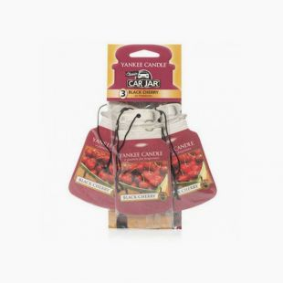 Black Cherry Car Jar Classic x3