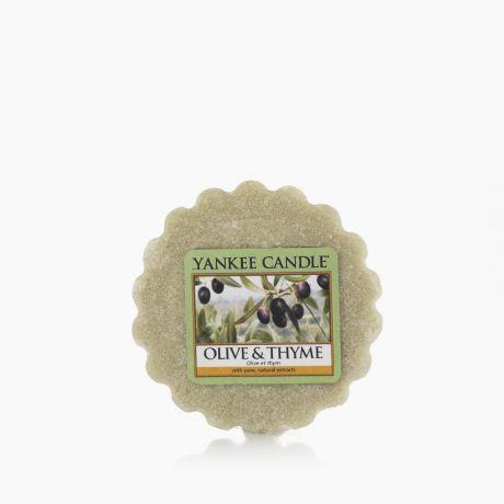 Olive & Thyme Tartelette