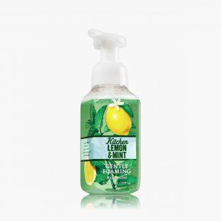 Kitchen Lemon & Mint Savon doux moussant