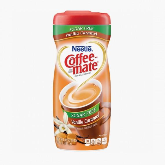 Coffee Mate Sugar Free Vanilla Caramel 15 OZ