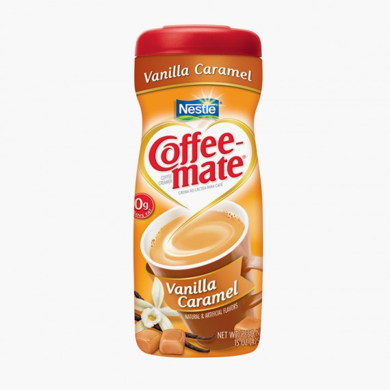 Coffee Mate  Vanilla Caramel 15 OZ