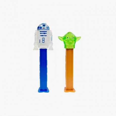 Pez Crystal Star Wars