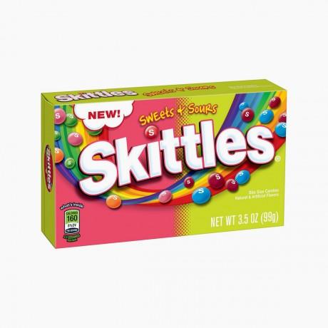 Skittles Sweet + Sour Theatre Box