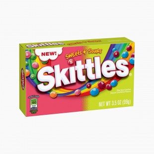 Skittles Sweet + Sour Theatre Box