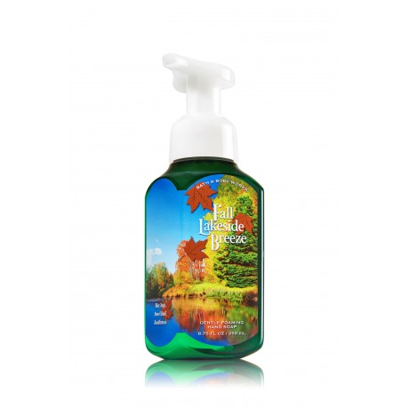 Bath And Body Works Sweet Cinnamon Pumpkin Savon doux moussant