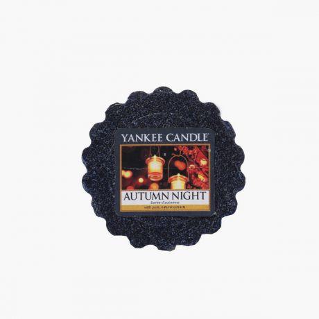 Autumn Night Tartelette