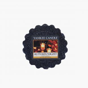 Autumn Night Tartelette