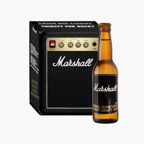 Pack 6 bières Marshall