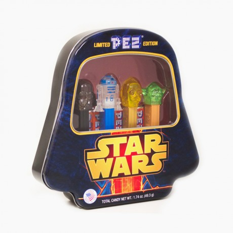 Boite Pez Star Wars Cristal Collector
