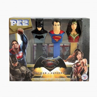 Coffret Pez Collector Batman v Superman