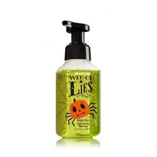Bath & Body Works Web of Lies Collection Halloween Savon doux moussant