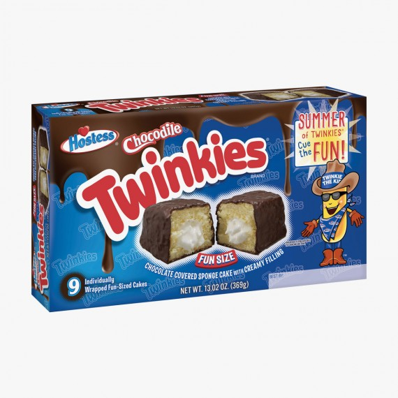 Twinkies Chocodile Valeurs Nutritionnelles