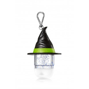 Bath & Body Works Pocketbac Holder Witch's Hat attache anti-bacterien
