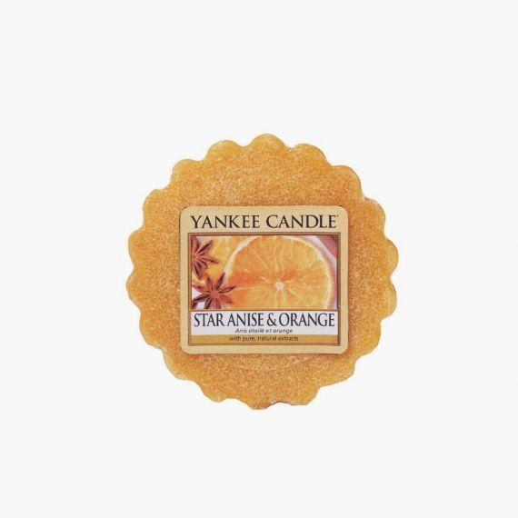 Star Anise & Orange Tartelette