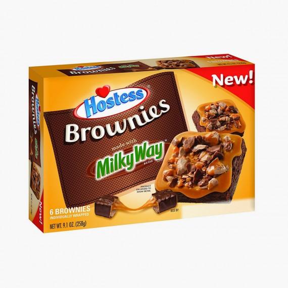 Milky Way Brownies Hostess