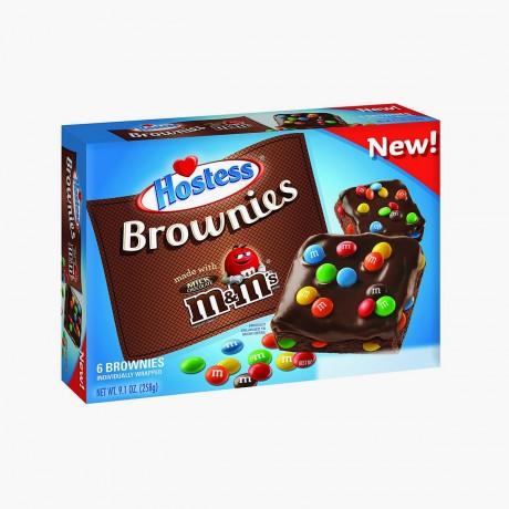 M&M's Brownies Hostess