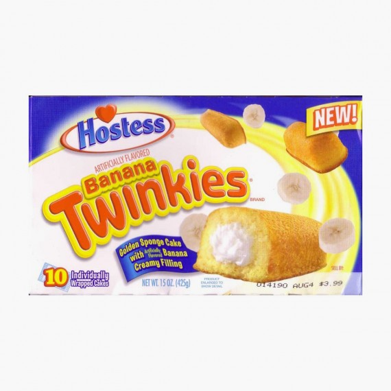 Twinkies Banane