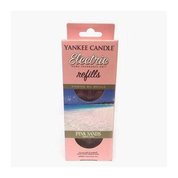 Pink Sands Refill Recharges diffuseur de parfum électrique yankee candle