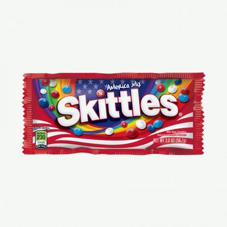 Bonbons Skittles America Mix en France