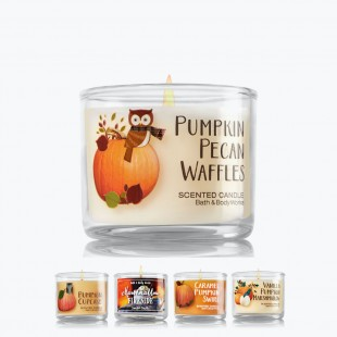 Mini Candle Bath and body works marshmallow fireside