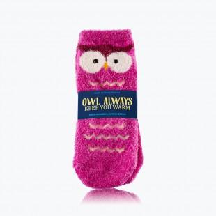Owl Always Chaussettes Hydratante Bath & Body Works