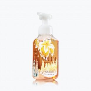 Bath & Body Works Vanilla snow flake Savon doux moussant
