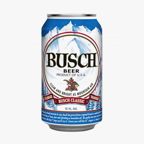 Busch Beer Blonde