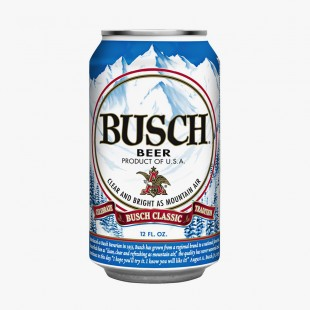 Busch Beer Blonde