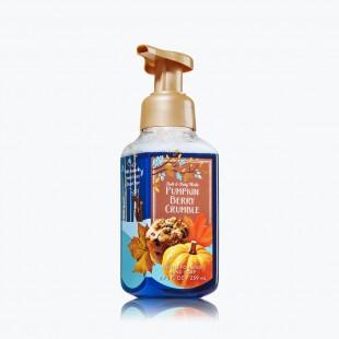 Bath & Body Works Pumpkin Berry Crumble Edition Limitée Savon doux moussant