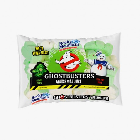 Ghostbusters Marshmallows