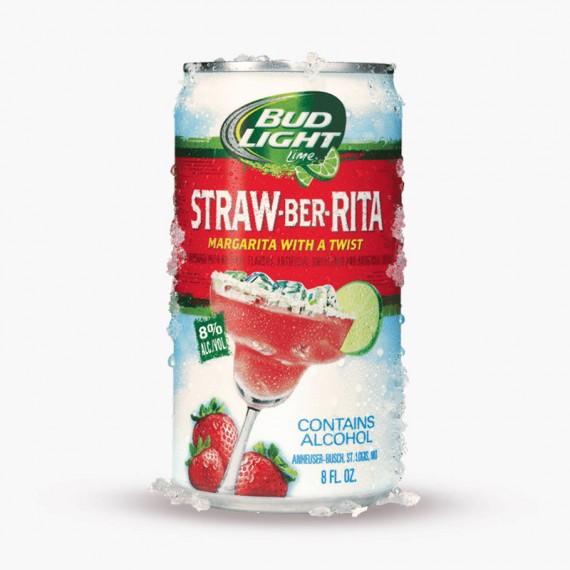 Bud Light Strawberita