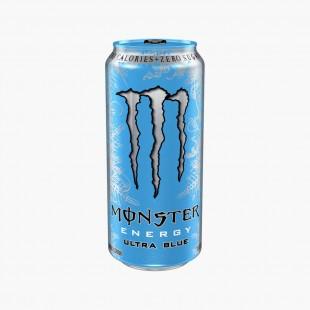 Monster Energy Ultra Blue Absolute Zero