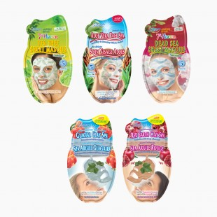 Pack Masques Tissus Bambou