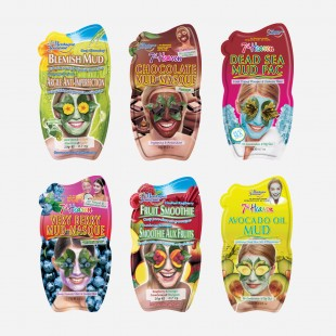 Pack Masques Therapie de boue