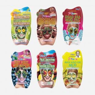 Pack Masques Therapie de boue